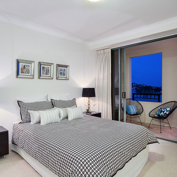 A Luxury Residential Complex Located In